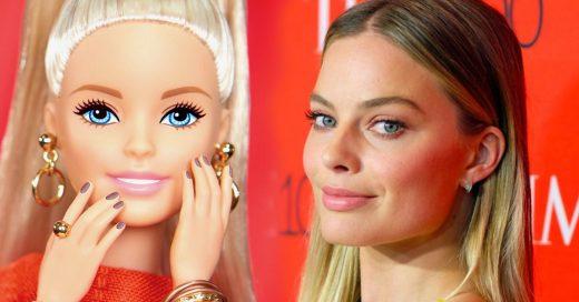 Margot Robbie como protagonista para la película de Barbie live action