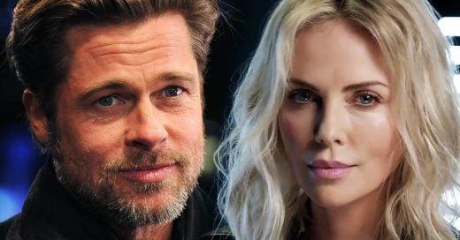 ¡Los rumores de que Brad Pitt y Charlize Theron están saliendo cada vez son más fuertes!