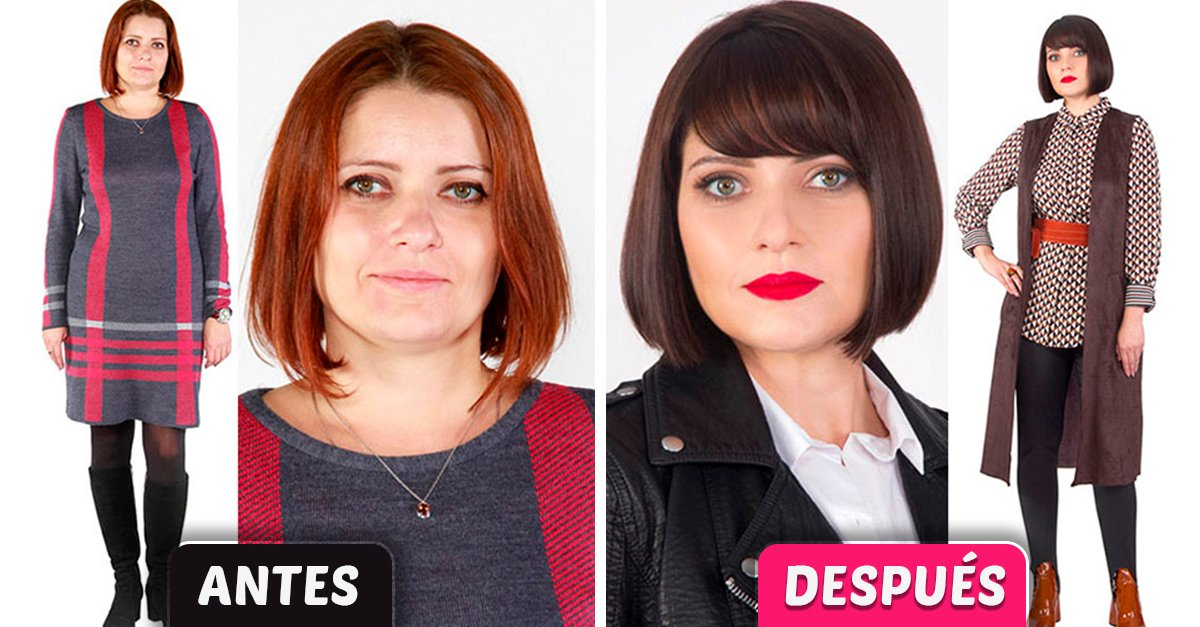 18 Mujeres que cambiaron su look por completo y se ven más hermosas que nunca