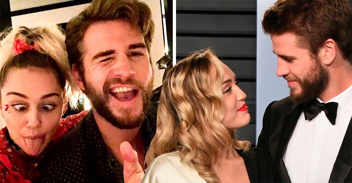'Carta a mi persona favorita en su día especial': las palabras de amor de Miley a Liam