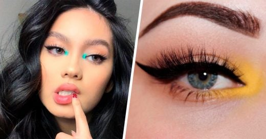 Alerta tendencia: colores vivos en tu lagrimal será el toque más divertido y coqueto en tu maquillaje