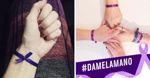 Lanzan campaña #DameLaMano para ayudar a mujeres que se sienten inseguras en la calle