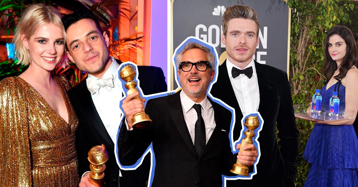 15 Momentos inolvidables en la edición 76 de los premios Globos de Oro 2019