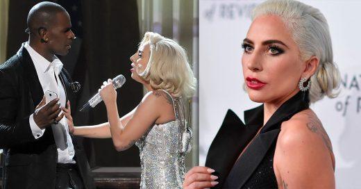Lady Gaga retira su canción con R. Kelly tras las acusaciones de abuso sexual contra el rapero