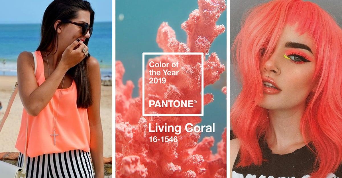 Pantone ha revelado cuál será el color más influyente en 2018 ¡y es rosa coral!