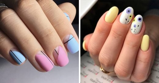 5 Sencillos y creativos diseños para uñas a los que no te podrás resistir
