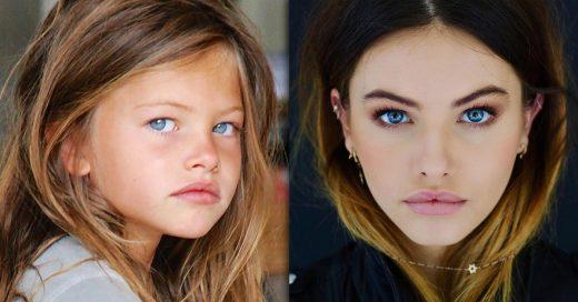 De 'la niña más linda del mundo' a 'el rostro más hermoso del mundo': Thylane Blondeau