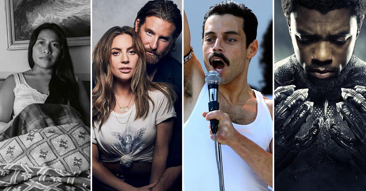 Estas son las cintas nominadas a los premios Oscar 2019 y la selección es increíble