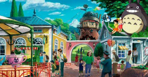 ¡Prepara las maletas! Estudio Ghibli abre su parque temático en 2022; es un sueño hecho realidad