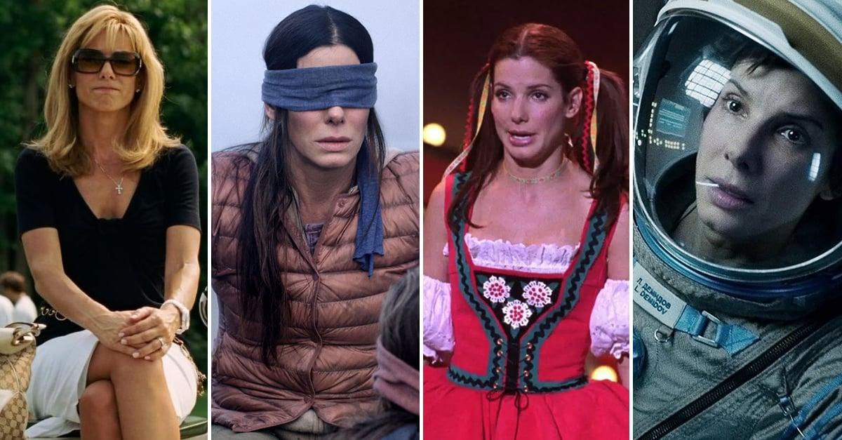Películas de Sandra Bullock