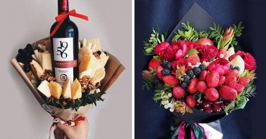 15 Ramos que toda 'food lover' espera recibir en San Valentín