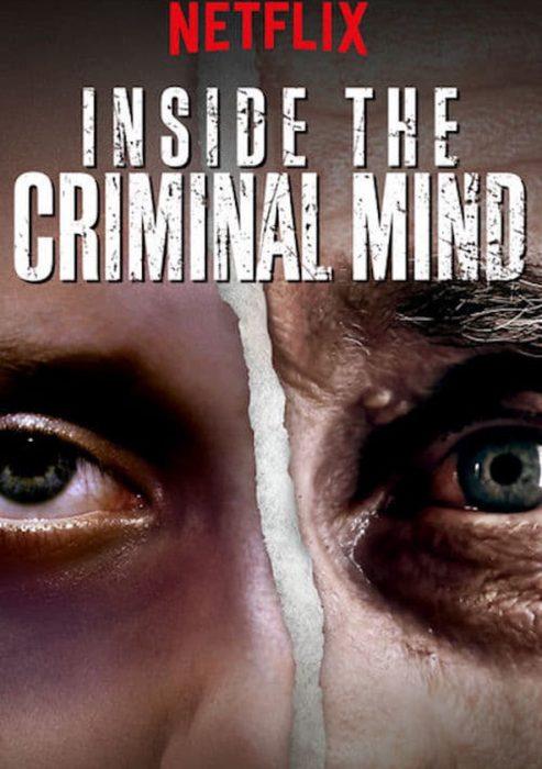 poster promocional de en la mente criminal