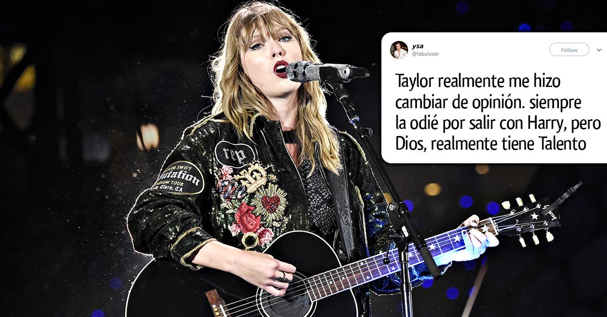 'Reputation Tour', el especial de Netflix con el que dejaremos de odiar a Taylor Swift