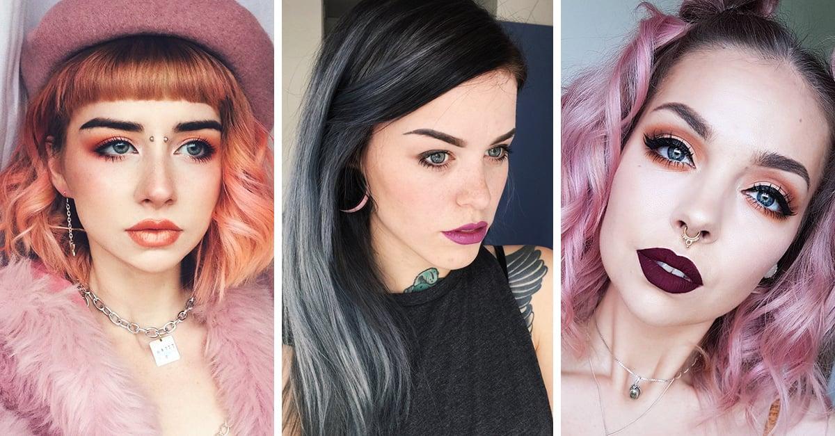 Los colores de cabello que ser n tendencia en este 2019 for Tendencia de color de moda