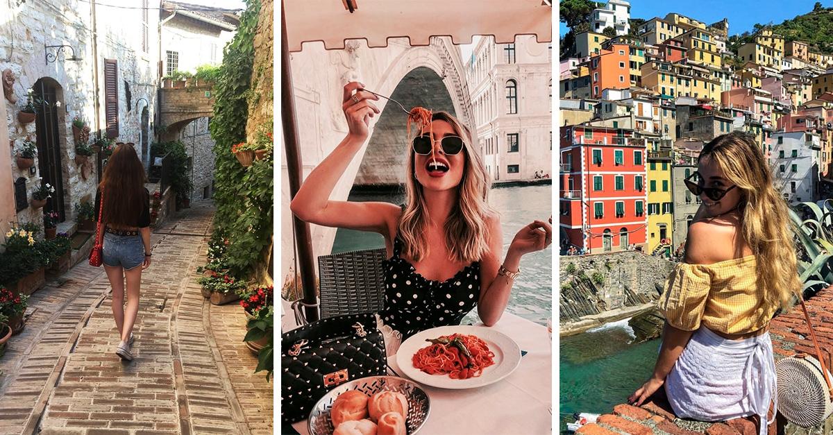 Airbnb te paga por vivir en Italia y comer pasta