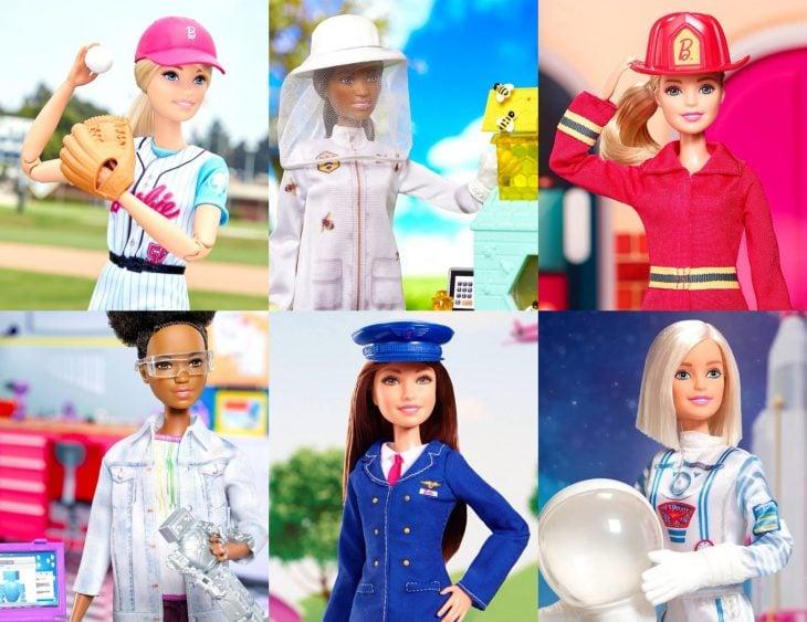 Mattel saca nueva línea de muñecas Barbie con discapacidad, una con silla de rueda y otra con prótesis en la pierna