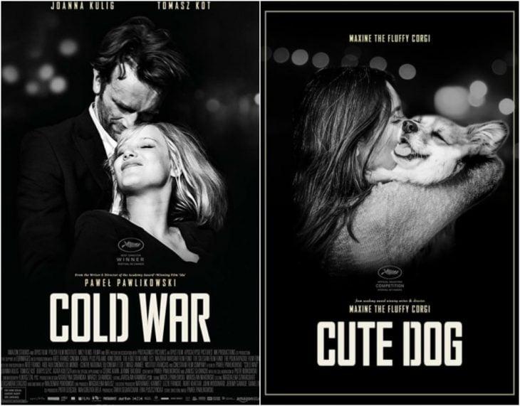 Poster de la película Cold War