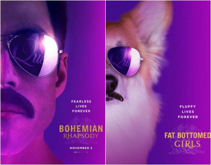 Poster de la película Bohemian Rhapsody