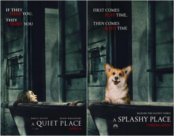 Poster de la película Un lugar en el silencio