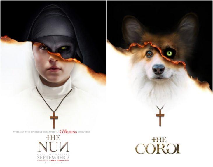 Poster de la película La monja