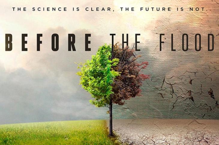 Documentales en Netflix que te darán escalofríos, Before the flood