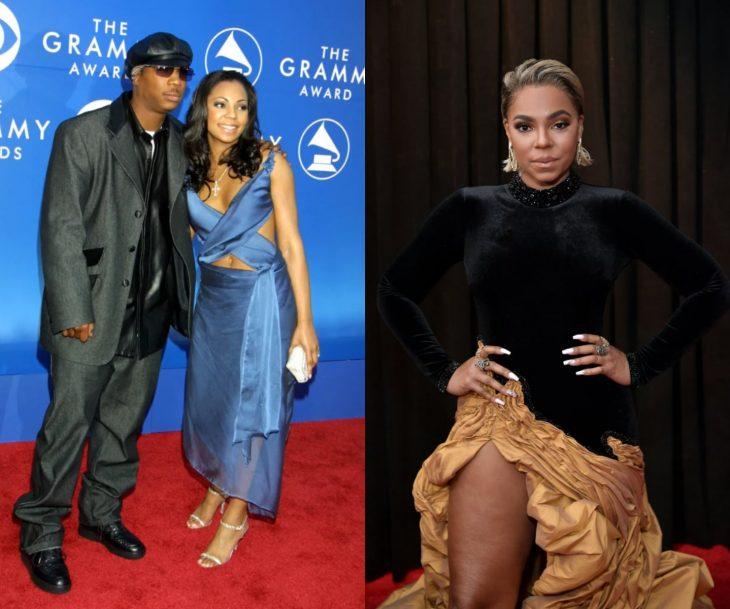 Cuánto cambiaron las celebridades en su primer y último Grammy, Ashanti