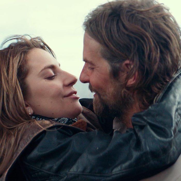 Lady Gaga y Bradley Cooper en la película Ha nacido una estrella