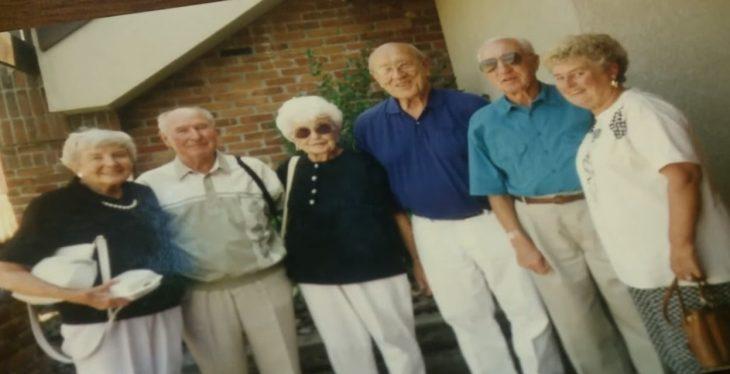 Par de viejitas siguen siendo mejores amigas después de 84 años de conocerse