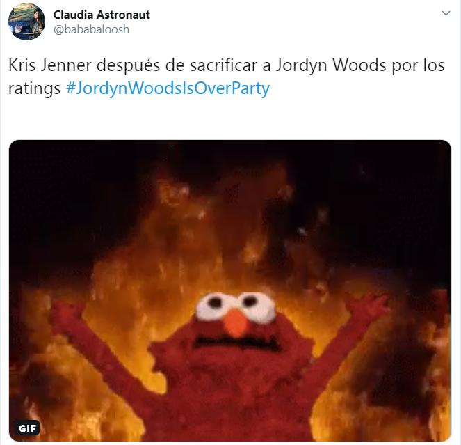 Memes sobre el engaño de Jordyn woods y Tristan Thompson