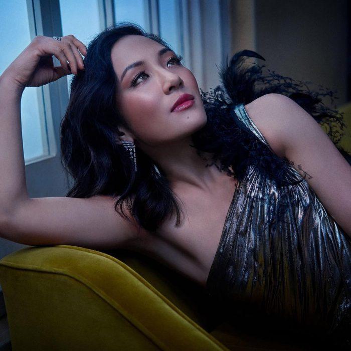 Famosos en los Oscar 2019 fotografiados por Vanity Fair, Constance Wu