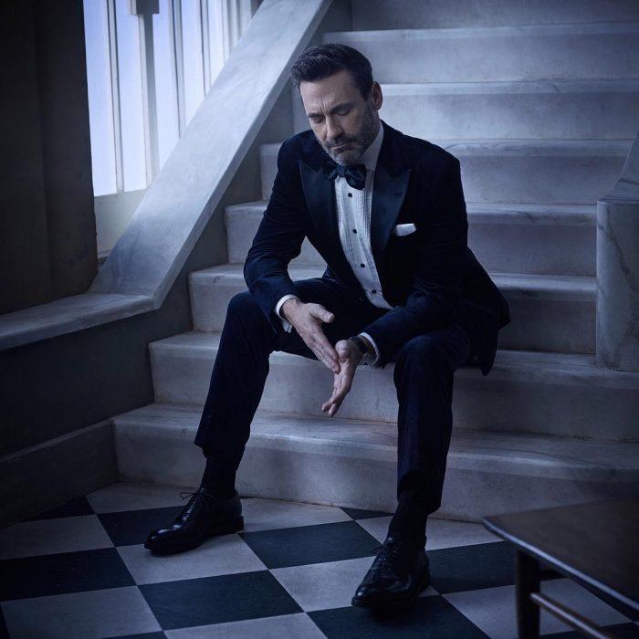 Famosos en los Oscar 2019 fotografiados por Vanity Fair, Jon Hamm