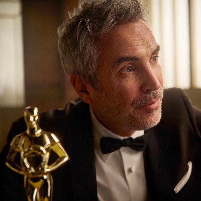 Famosos en los Oscar 2019 fotografiados por Vanity Fair, Alfonso Cuarón