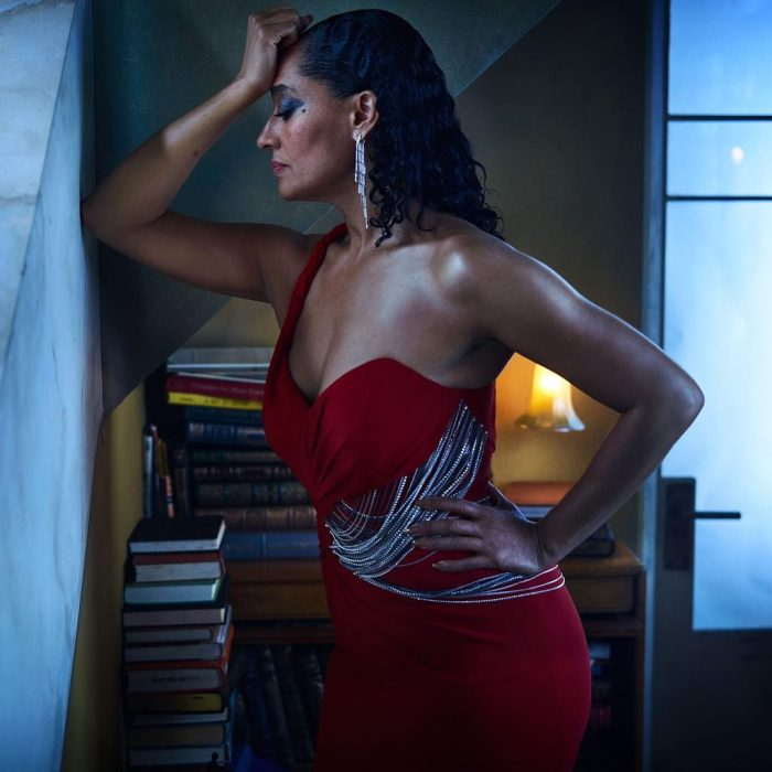Famosos en los Oscar 2019 fotografiados por Vanity Fair, Tracee Ellis Ross