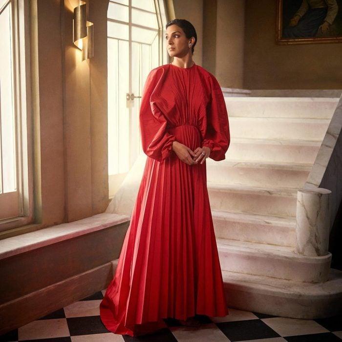 Famosos en los Oscar 2019 fotografiados por Vanity Fair, Radhika Jones