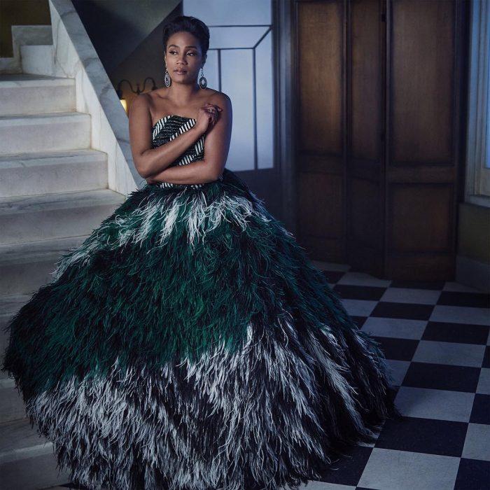 Famosos en los Oscar 2019 fotografiados por Vanity Fair, Tiffany Haddish