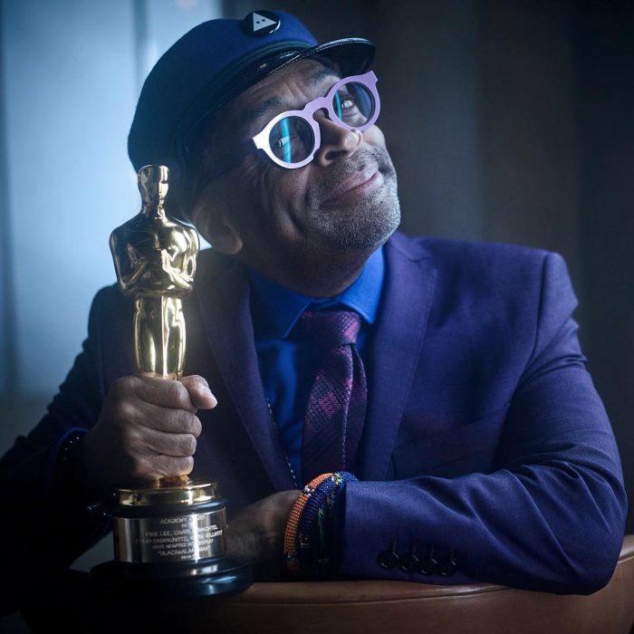 Famosos en los Oscar 2019 fotografiados por Vanity Fair, Spike Lee