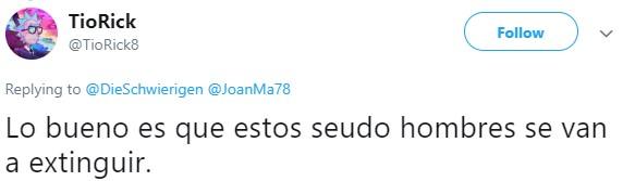 Hombre argentino se hace la vasectomía y le llueven críticas en Twitter