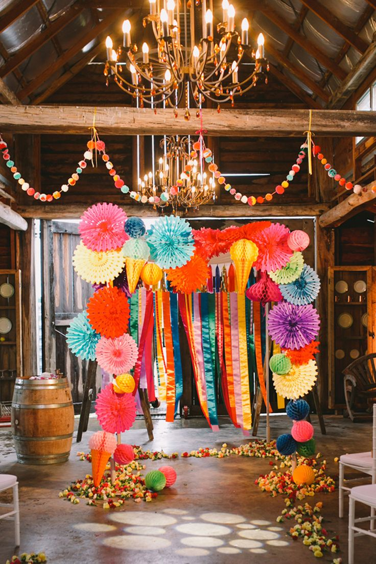 Geniales Ideas Para Fiesta De Xv Años Con Temática Mexicana