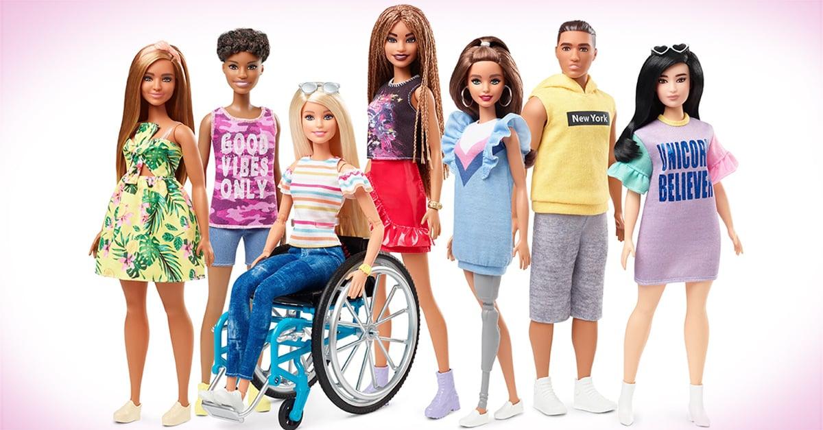 Barbie con silla de ruedas y Barbie con prótesis: las nuevas muñecas de Mattel