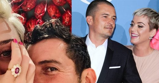 ¡Alerta, boda! Katy Perry y Orlando Bloom se han comprometido