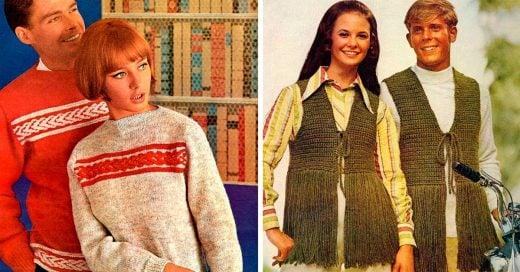 26 Conjuntos para pareja de los años 70 que odiarás o amarás