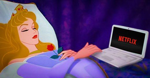 Netflix devolverá el dinero a los clientes que se queden dormidos con alguna serie