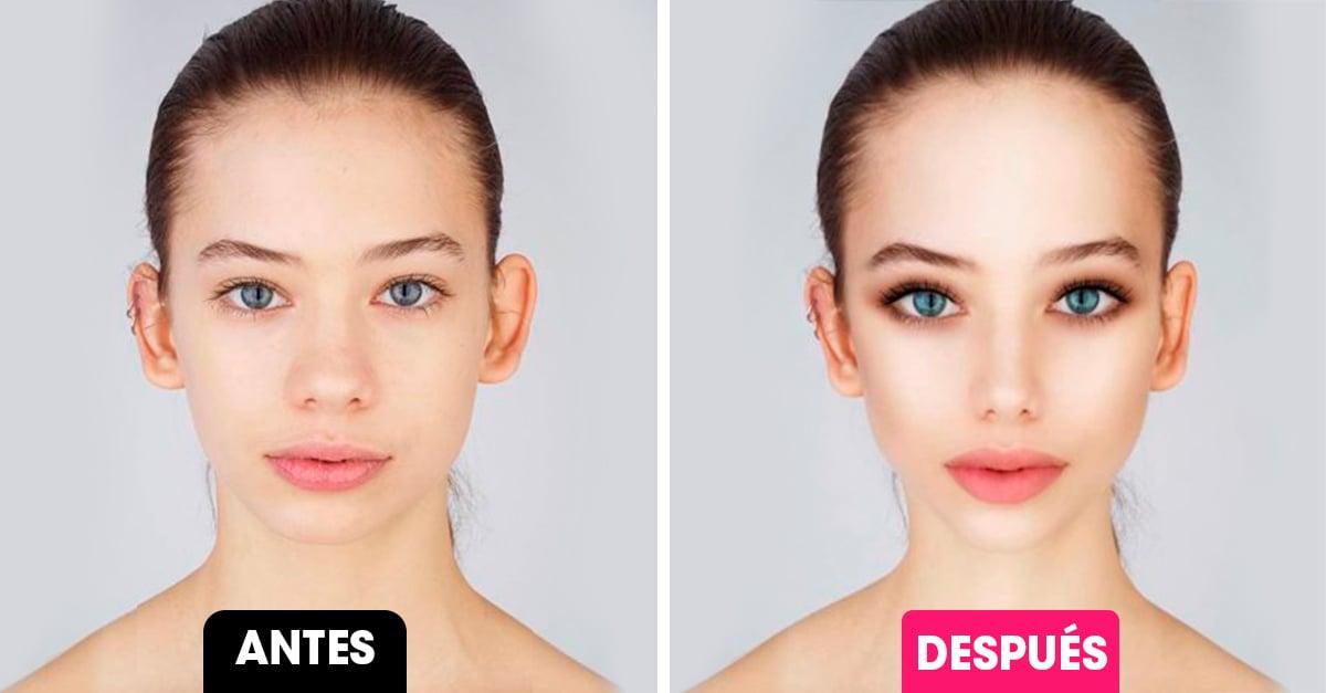 Fotógrafo pide a jóvenes que editen sus autoretratos tal y como lo harían para las redes sociales