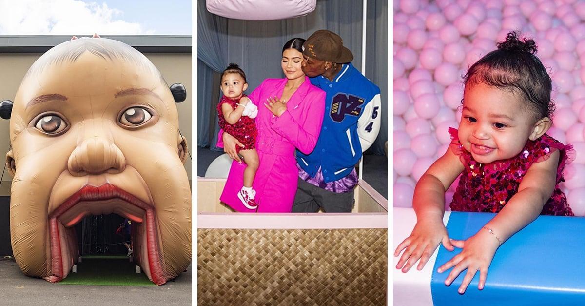Así fue la increíble fiesta que Kylie Jenner y Travis Scott le hicieron a su hija