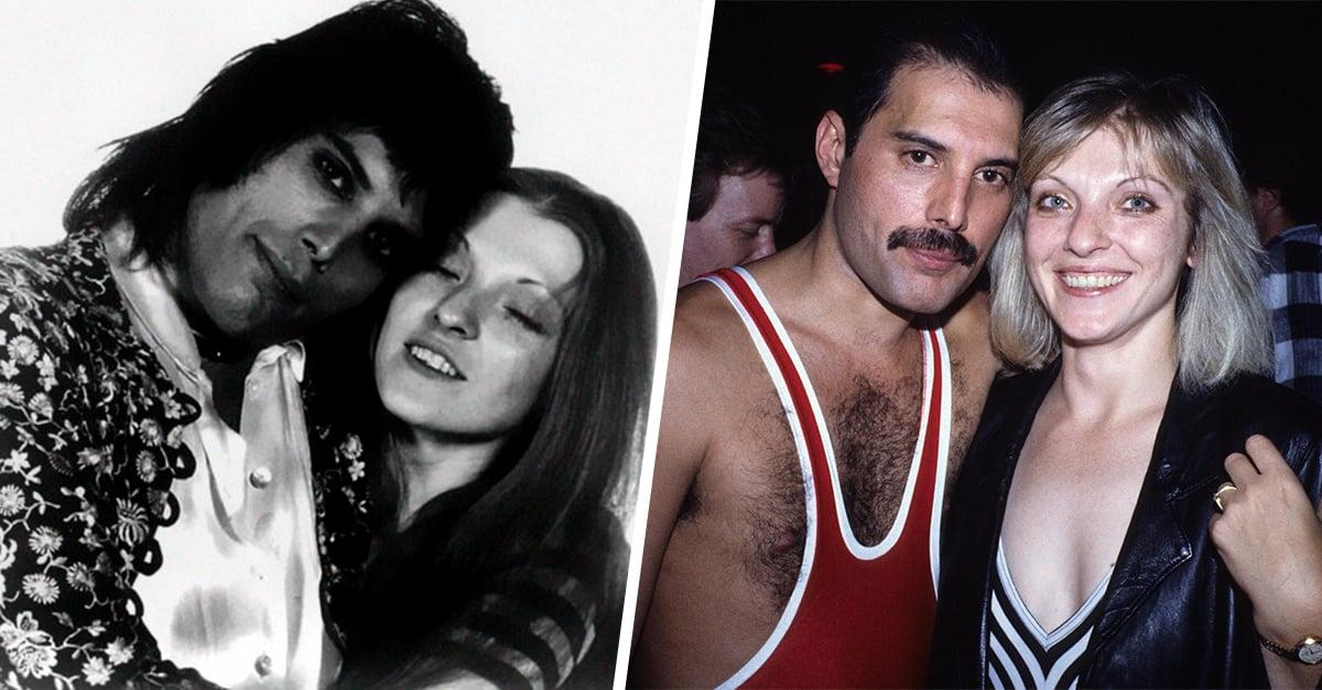 Fotos que demuestran en amor verdadero entre Mary Austin y Freddie Mercury