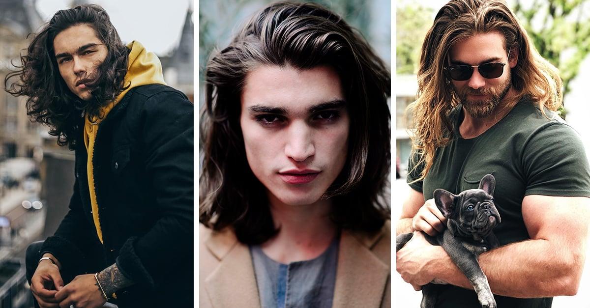 18 Pruedas de que los chicos con cabello largo son los más guapos