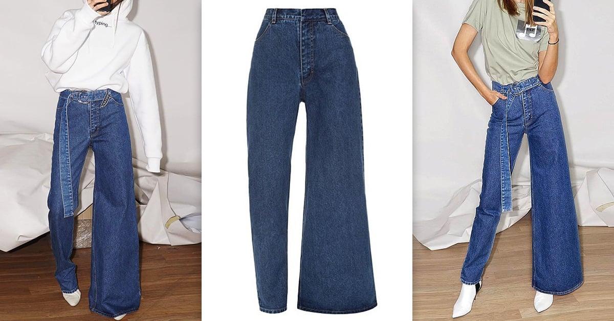 Pantalones asimétricos podrían ser la nueva tendencia del 2019