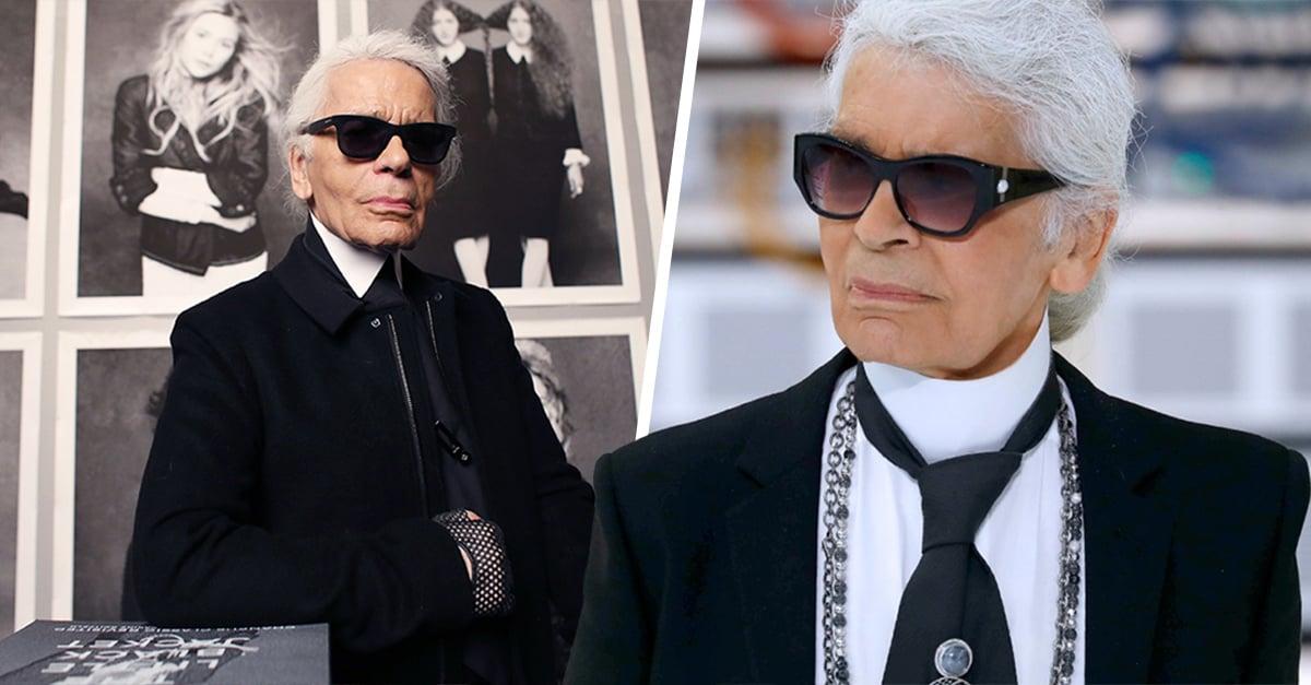 """Muere Karl Lagerfeld """"el icono de la moda"""" a los 85 años"""