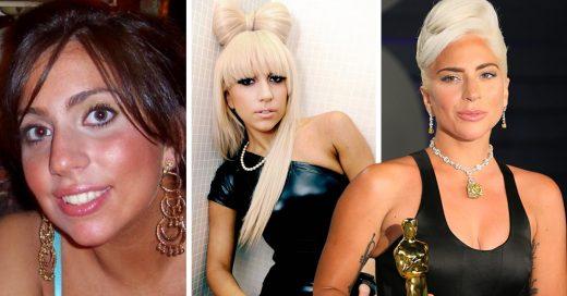 23 Fotografías antes y después del éxito en la carrera de Lady Gaga