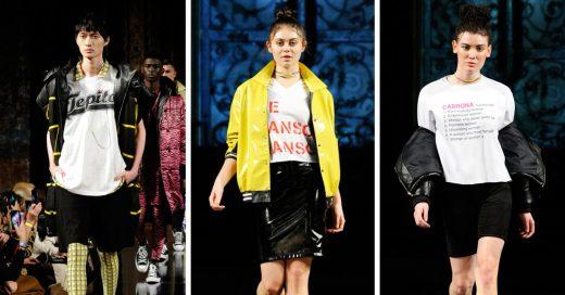 Diseñador mexicano rinde tributo al barrio bravo de Tepito en la semana de la moda en NY